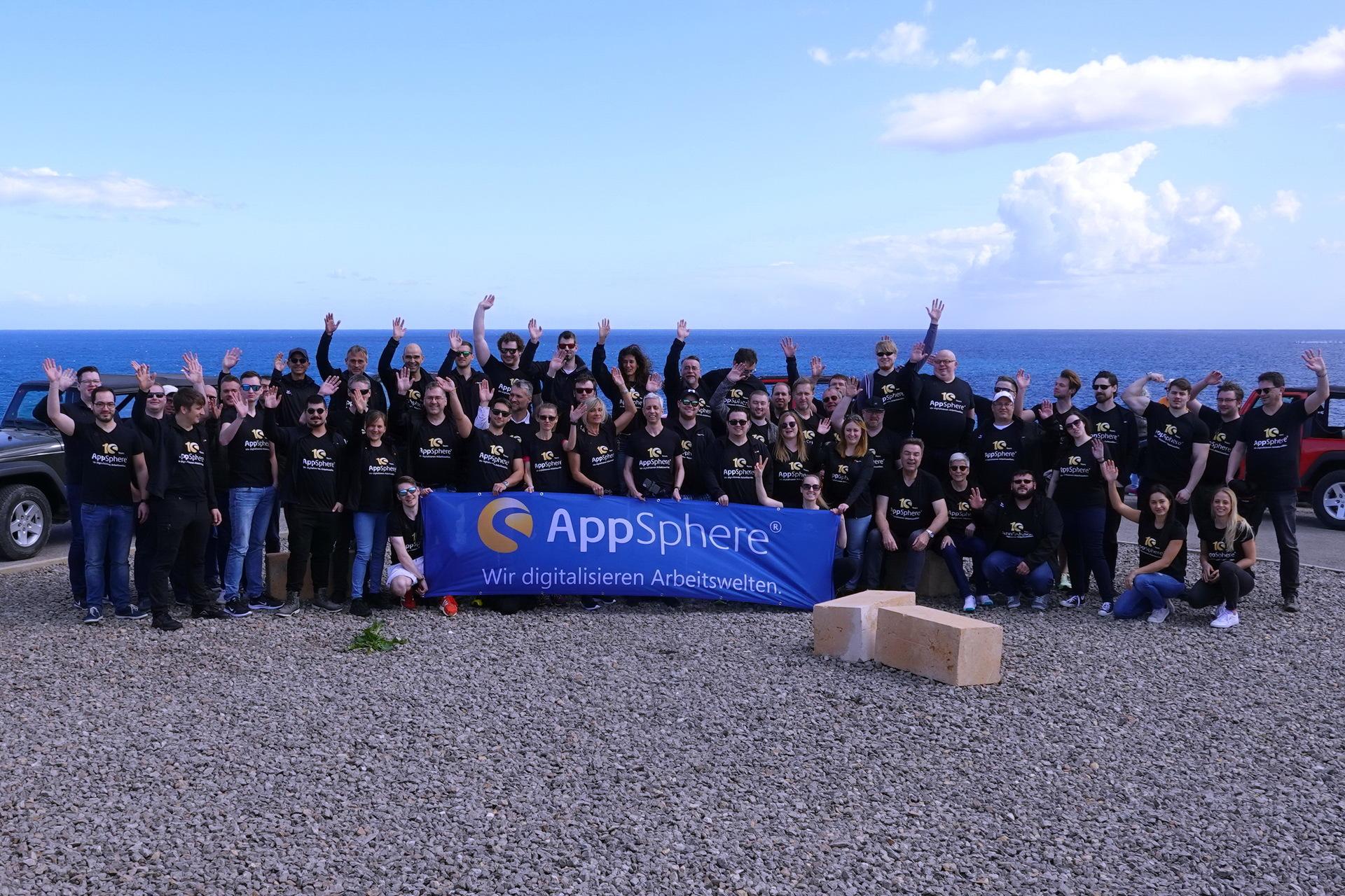 AppSphere AG Impression